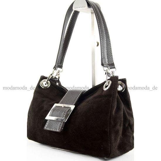 ital-Tasche-Damentasche-Handtasche-Schultertasche-Tragetasche-Ledertasche-TL02