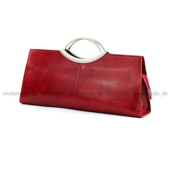 ital. Tasche Damentasche Ledertasche Handtasche Aktentasche Tragetasche X03